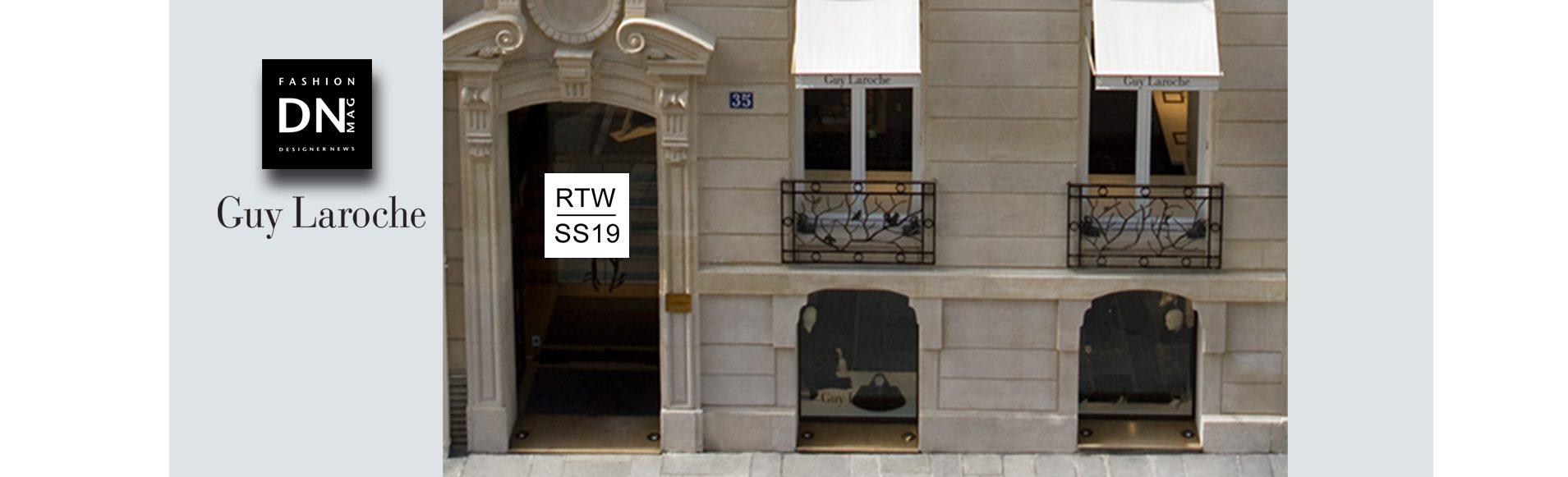 DNMAG-GUY-LAROCHE-PFW-RTW-SS19