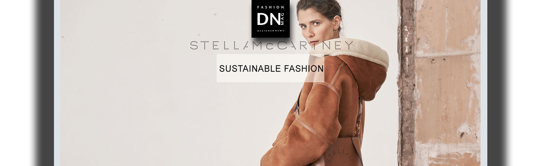 DNMAG-Sustainable Fashion-Stella McCartney