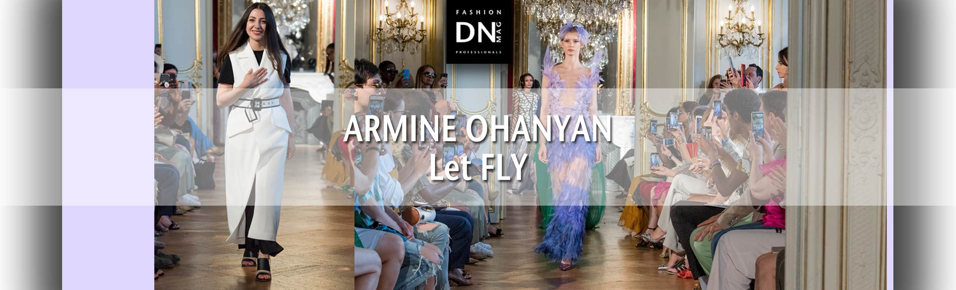 ARMINE OHANYAN FALL-WINTER-2019/20 - DNMAG Fashion Professionals