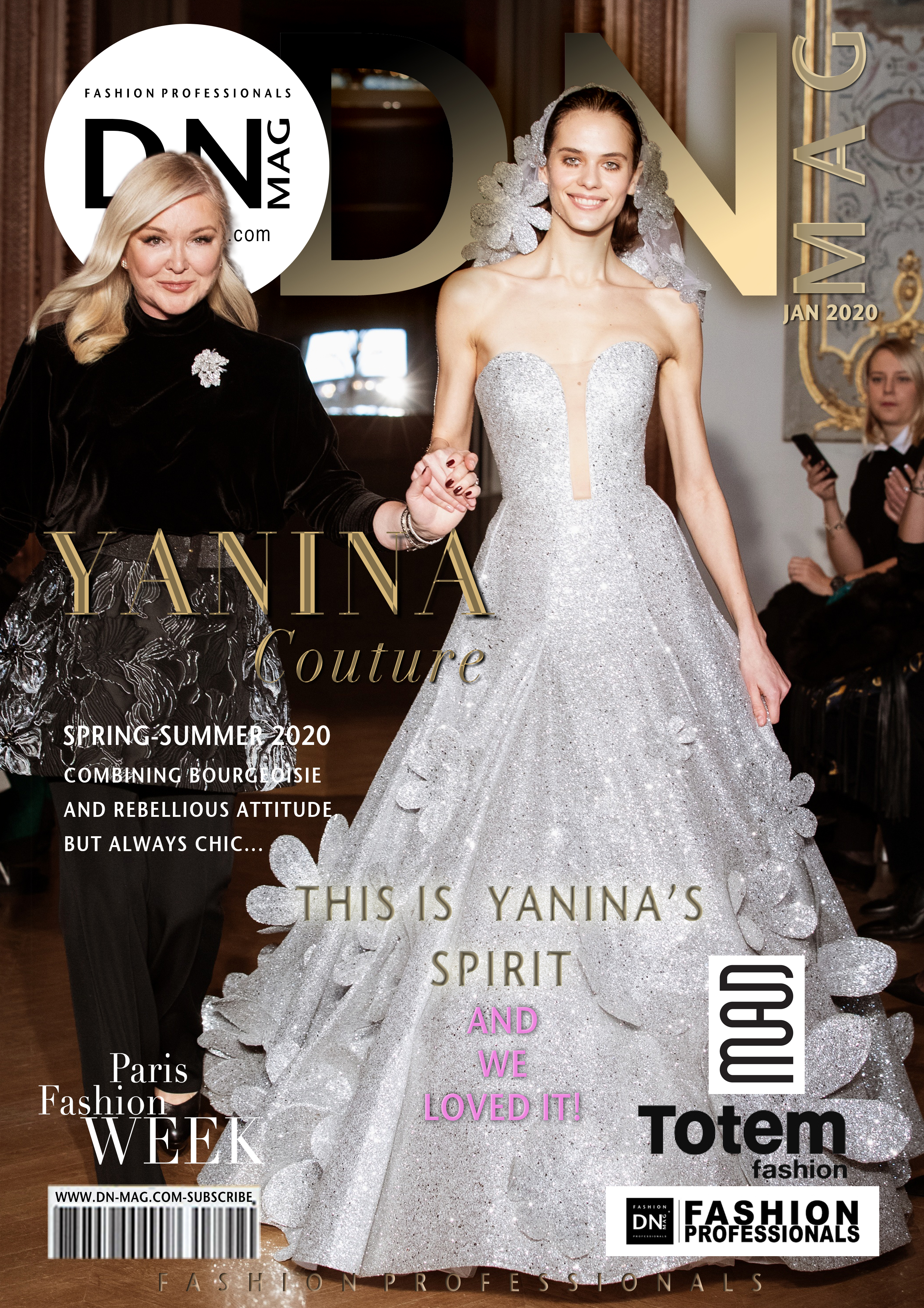 www.dn-mag.com - YANINA Couture SS 2020 Paris Couture Week 2020