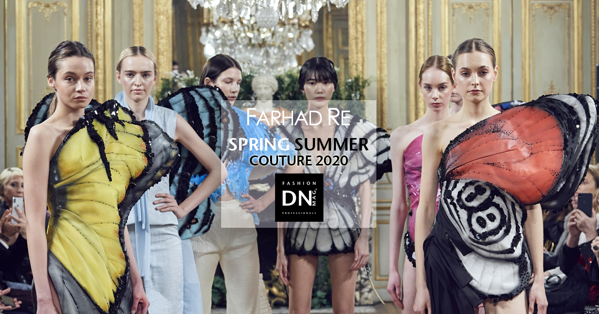FARHAD RE Spring 2020 Couture Week Paris