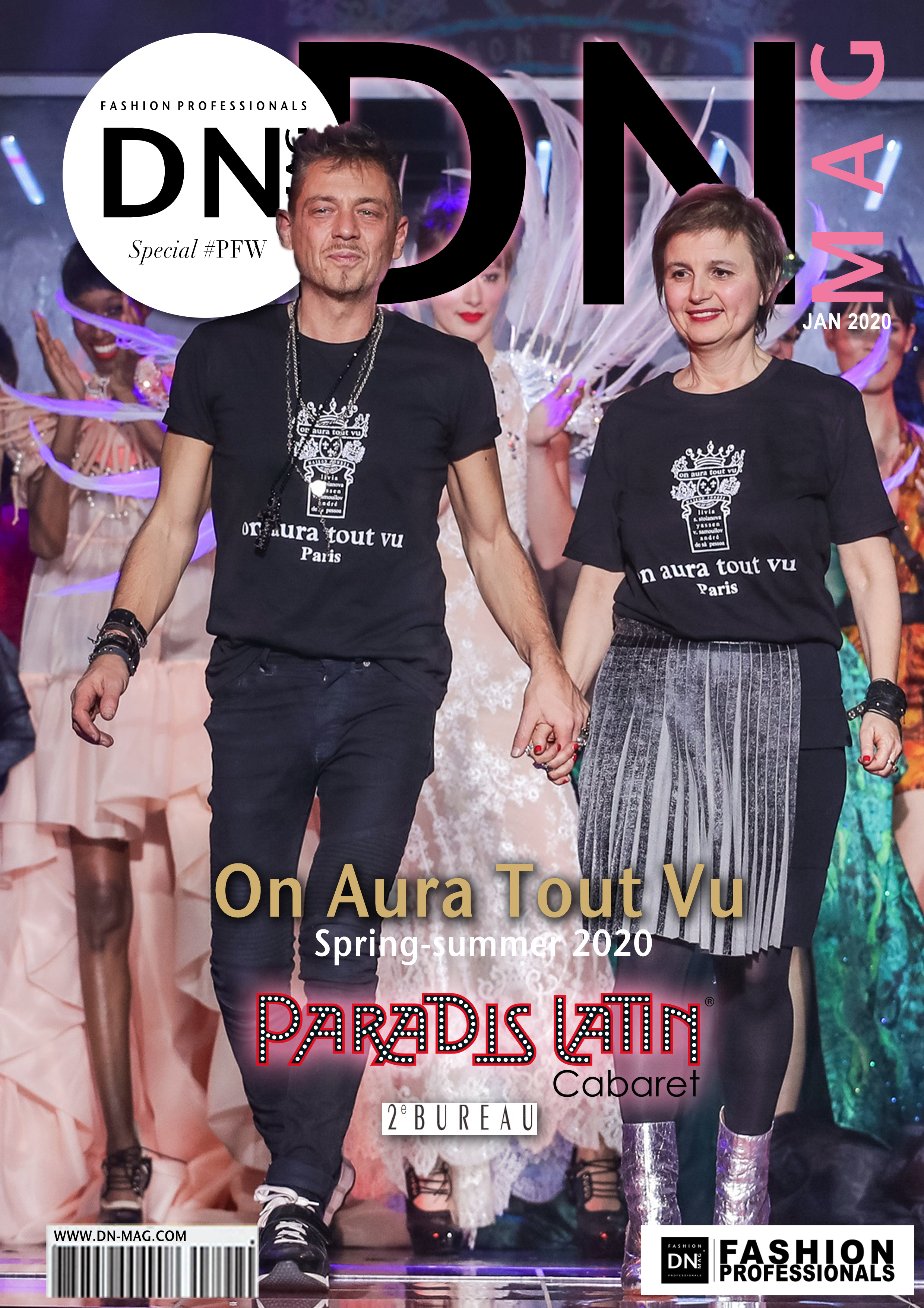 Fashion Magazine Cover Pages 2019 2020 Dn Mag Com