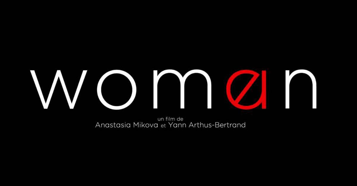 "LVMH official partner of film ""WOMAN"" by Anastasia Mikova and Yann Arthus-Bertrand"